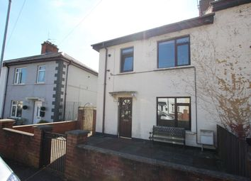 Thumbnail 3 bedroom terraced house for sale in Whitewell Crescent, Newtownabbey