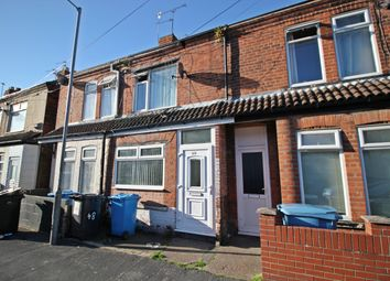Thumbnail 1 bed terraced house for sale in Devon Street, Hull