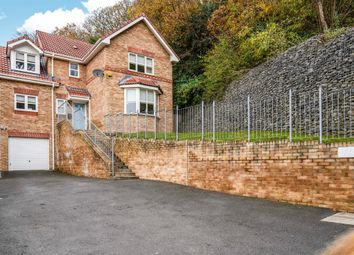 Thumbnail 4 bed detached house for sale in Cae Canol, Baglan, Port Talbot
