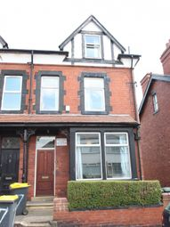Thumbnail 8 bed terraced house to rent in Derwentwater Terrace, Headingley, Leeds