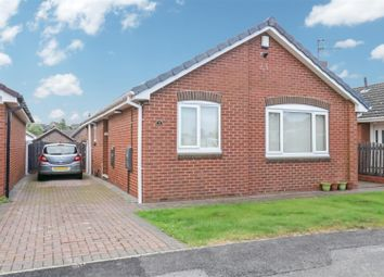 Thumbnail 3 bed bungalow for sale in Hickleton Court, Thurnscoe, Rotherham