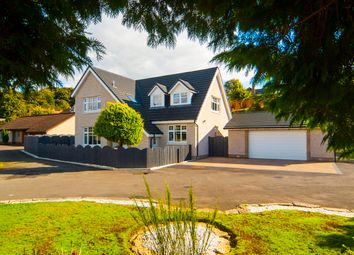 Thumbnail 4 bed detached house for sale in Polmont Road, Falkirk, Stirlingshire
