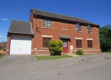Thumbnail 4 bed semi-detached house for sale in Beddoes Croft, Medbourne, Milton Keynes