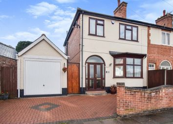 Thumbnail 3 bed end terrace house for sale in Kimberley Road, Leicester
