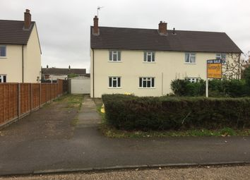 Thumbnail 3 bed semi-detached house for sale in Waresley Road, Gamlingay