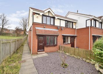 Thumbnail 2 bed semi-detached house to rent in Hopefield Mews, Rothwell, Leeds