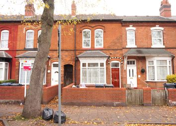 Thumbnail 2 bed terraced house to rent in Antrobus Road, Handsworth, Birmingham