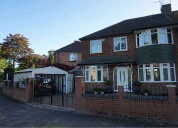 Thumbnail 3 bed semi-detached house for sale in Grove Lane, Altrincham