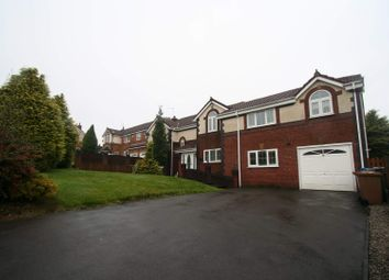 Thumbnail 5 bed detached house for sale in Bronte Close, Norden, Rochdale