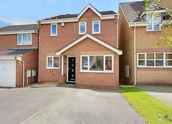 3 bed detached house for sale in Worcester Close, Clay Cross, Chesterfield, Derbyshire S45
