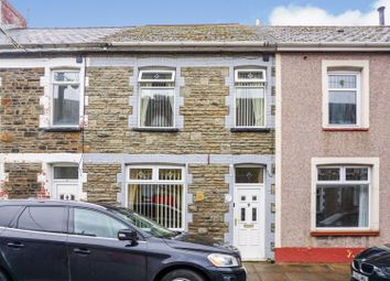 Thumbnail 3 bed terraced house for sale in Canning Street, Ebbw Vale
