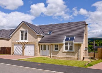 Thumbnail 4 bed detached house for sale in Wedale View, Stow