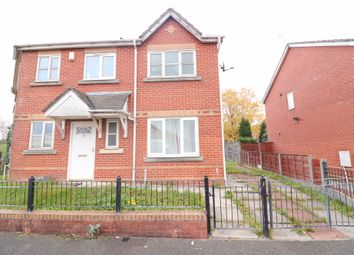 Thumbnail 3 bedroom semi-detached house for sale in Venture Scout Way, Manchester