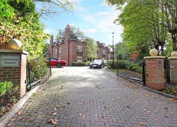 Thumbnail 2 bedroom flat to rent in Ladywood Grange, Lady Margaret Road, Sunningdale, Berkshire