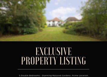 5 bed detached house for sale in Deacons Hill Road, Elstree, Borehamwood WD6