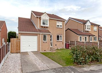 4 bed detached house for sale in Setts Way, Wingerworth, Chesterfield S42