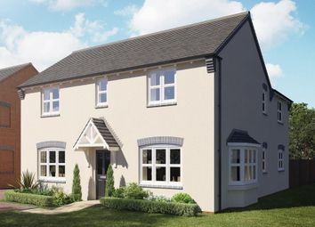 4 bed detached house for sale in Moira Road, Shellbrook LE65