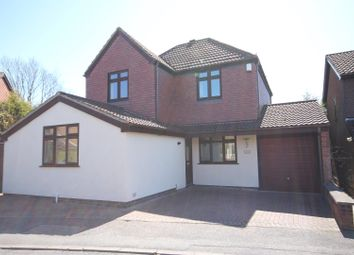 Thumbnail 4 bed detached house for sale in Fairbourne Drive, Mickleover, Derby