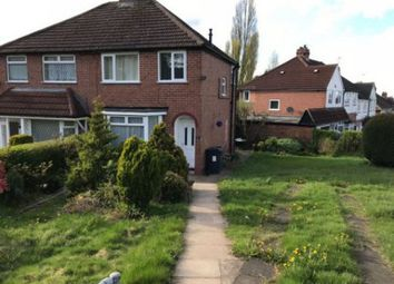 Thumbnail 3 bed property to rent in Coombes Lane, Rednal, Birmingham