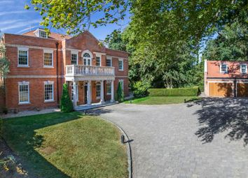 Thumbnail 6 bed detached house for sale in Cheapside Road, Ascot