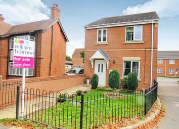 Thumbnail 3 bed detached house for sale in London Road, Kirton, Boston