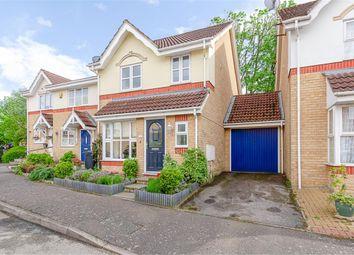 Thumbnail 3 bedroom link-detached house for sale in Hamond Close, South Croydon, Surrey