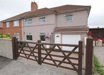 Thumbnail 4 bed semi-detached house for sale in Fairford Road, Shirehampton, Bristol