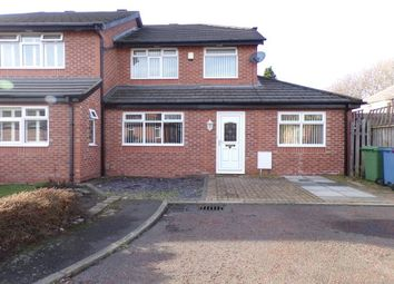 Thumbnail 4 bedroom property to rent in Halfpenny Close, Garston, Liverpool