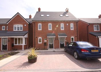 Thumbnail 3 bed semi-detached house to rent in Bamburgh Drive, Buckshaw Village, Chorley