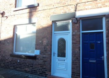 Thumbnail 2 bedroom terraced house to rent in Newton Street, Ferryhill