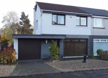 Thumbnail 3 bed semi-detached house to rent in Balnagowan Drive, Glenrothes, Fife