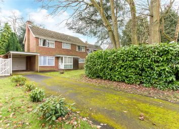 Thumbnail 4 bedroom detached house for sale in Dinorben Close, Fleet