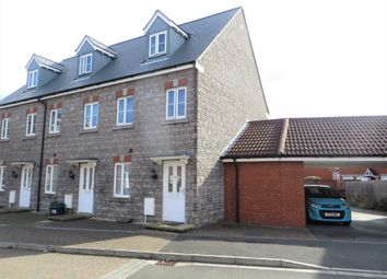 Thumbnail 3 bed town house for sale in Hestercombe Close, Weston Super Mare