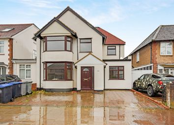 Thumbnail 5 bed detached house for sale in Carlton Avenue East, Wembley, Middlesex