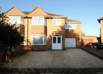 Thumbnail 4 bed semi-detached house for sale in Wintersdale Road, Leicester