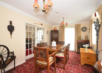 Thumbnail 4 bed detached house for sale in St. Swithuns Close, East Grinstead, West Sussex
