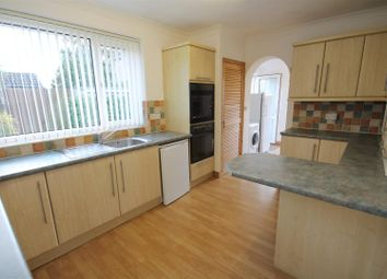 Thumbnail 3 bed bungalow to rent in Western Avenue, Easton On The Hill, Stamford