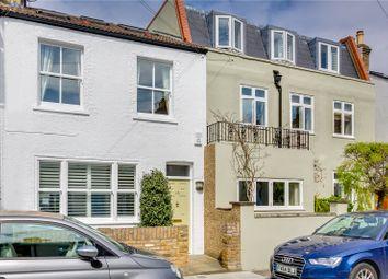 Thumbnail 4 bed terraced house for sale in Westfields Avenue, Barnes, London