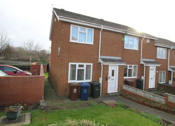 Thumbnail 2 bedroom terraced house for sale in Southway, Newcastle Upon Tyne