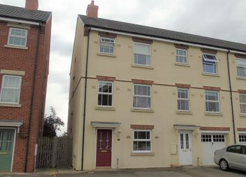 Thumbnail 4 bed town house for sale in Merrybent Drive, Merrybent, Darlington