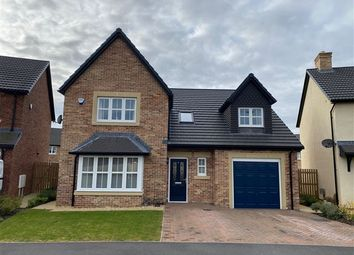 Thumbnail 4 bed detached house for sale in Eagle Way, Houghton, Carlisle, Cumbria
