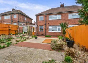 Thumbnail 3 bed semi-detached house for sale in Fell Wilson Street, Warsop, Mansfield, Nottinghamshire