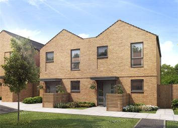 Thumbnail 2 bed semi-detached house for sale in Harrow View West, Harrow View, Harrow, Middlesex