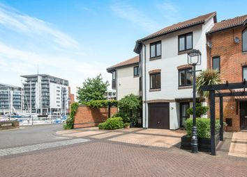 Thumbnail 4 bed detached house for sale in Calshot Court Channel Way, Ocean Village, Southampton