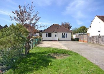 Thumbnail 3 bed bungalow for sale in The Grove, Walton-On-Thames
