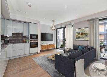 Thumbnail 2 bed flat for sale in The Ram Quarter, Wandsworth