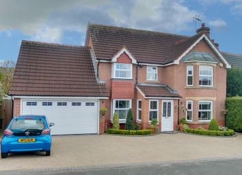 Thumbnail 4 bed detached house for sale in Malvern Road, The Forelands, Bromsgrove