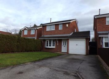 Thumbnail 3 bed detached house for sale in Falconwood Gardens, Barton Green, Nottingham, Nottinghamshire