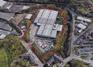 Thumbnail Industrial for sale in The Depot, Whitelands Road, Ashton-Under-Lyne