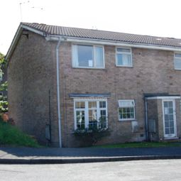 Thumbnail 1 bed flat to rent in Hollycourt, Forest Town, Mansfield